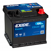 EXIDE EXCELL 44Аh 400A